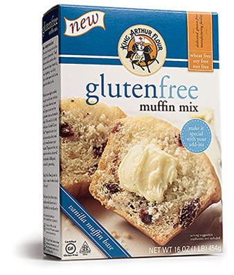 King Arthur Flour Gluten-Free Muffin Mix