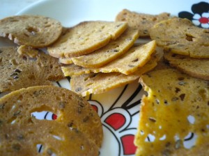 gluten-free bagel chips