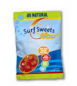 Surf Sweets all natural candies