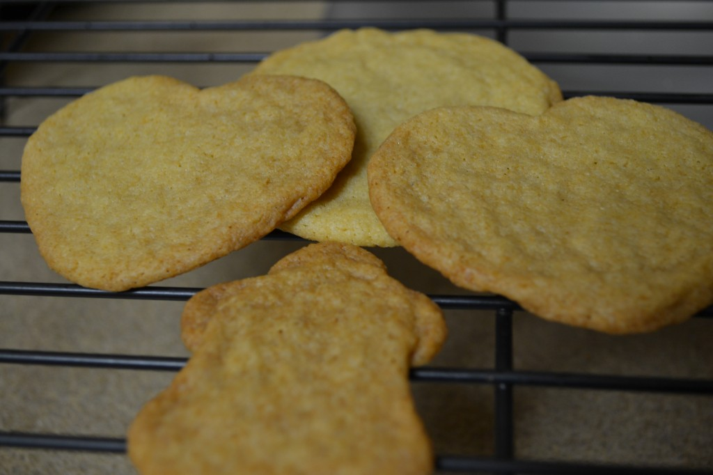 Sorghum Sugar Cookies