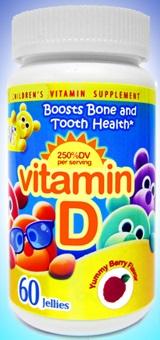 Yum V's Vitamin D