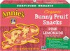 Bunny Fruit Snacks