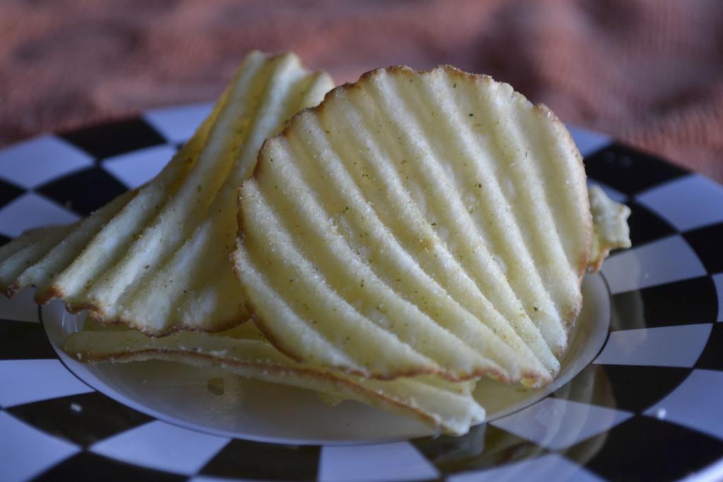 Thai Ginger Cassava Chips