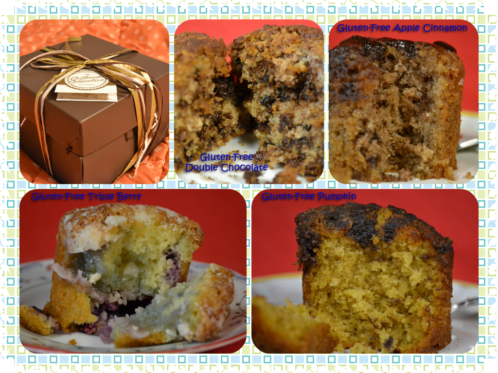 Coffeecake Connection Collage