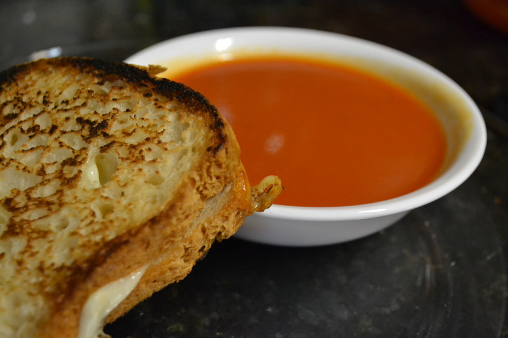 Three Bakers Bread and Dei Fratelli Soup