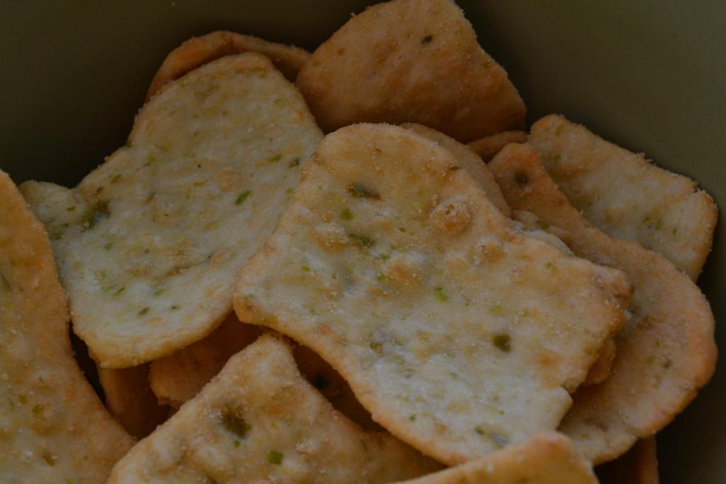 Crunchmaster Popped Edamame Chips