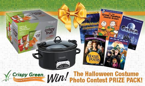Crispy Green Photo Contest